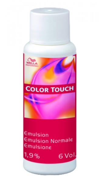 Wella Color Touch Emulsion 60ml 1,9% 60 ml