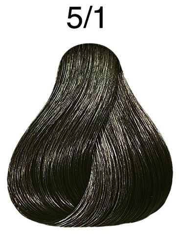Wella Color Touch 60 Rich Naturals 5/1 hellbraun asch 60 ml
