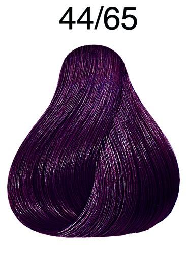 Wella Color Touch 60 Vibrant Reds P5 44/65 mittelbraun intensiv violett-mahagoni 60 ml