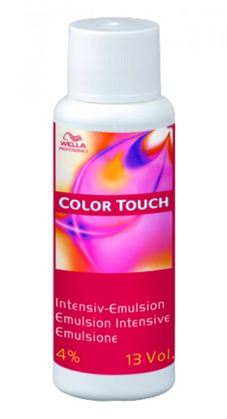 Wella Color Touch Emulsion 60ml 4% 60 ml