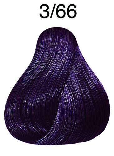 Wella Color Touch 60 Vibrant Reds 3/66 dunkelbraun violett-intensiv 60 ml